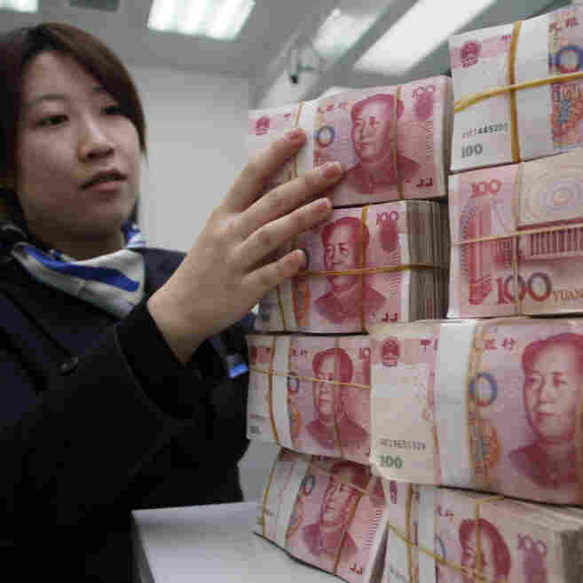 China's Giant Pool Of Dollars