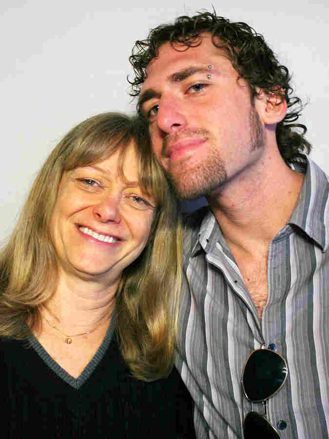 Abby Leibman and her nephew, Phil, visited StoryCorps in Los Angeles to talk about their family's history.