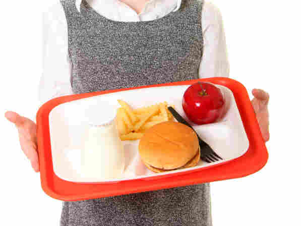 """The U.S. Department of Agriculture says it will give schools alternatives to ground beef made with what critics have called """"pink slime."""""""