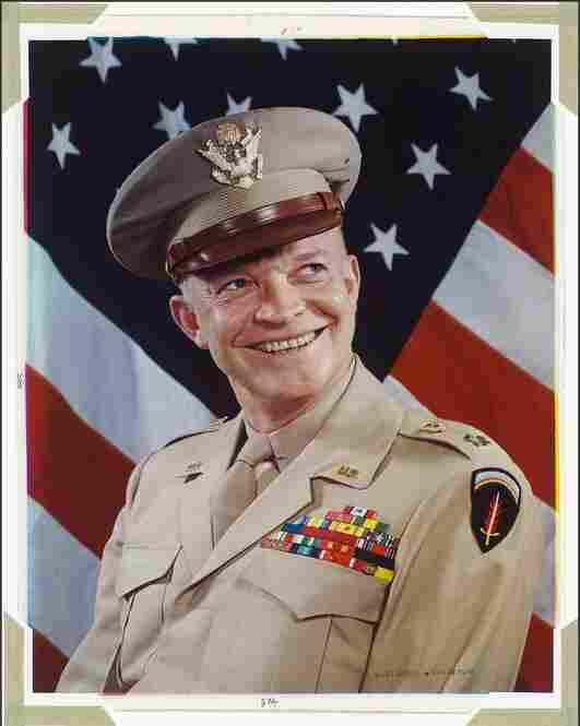 Dwight D. Eisenhower, 1945