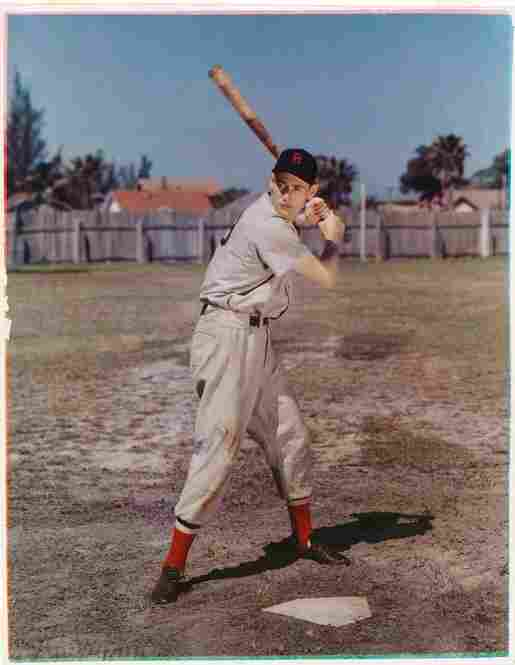 Ted Williams, 1940