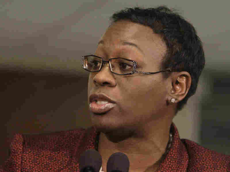 Ohio state Sen. Nina Turner, a Democrat, has introduced legislation that would regulated men's use of reproductive health services.