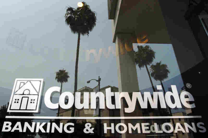 Countrywide Financial Corp. in 2008.