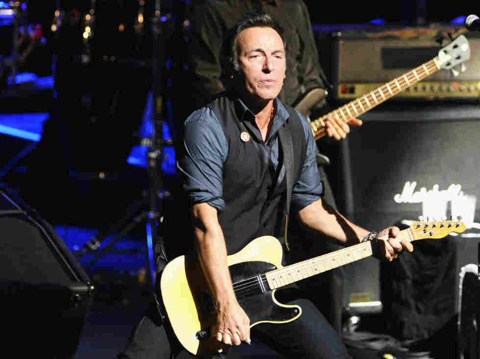 """Bruce Springsteen and the retooled E Street Band ripped through a nearly three-hour """"secret"""" concert at the Moody Theater, the new home of Austin City Limits, during SXSW. Ever the showman, Springsteen crowd-surfed."""