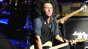 "Bruce Springsteen and the retooled E Street Band ripped through a nearly three-hour ""secret"" concert at the Moody Theater, the new home of Austin City Limits, during SXSW. Ever the showman, Springsteen crowd-surfed."