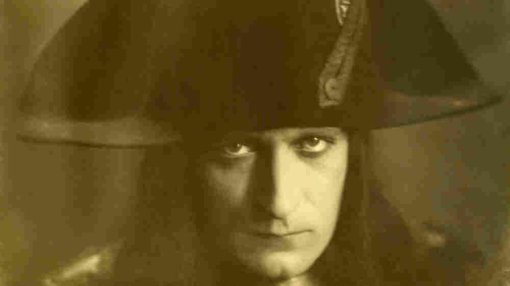 Albert Dieudonne plays Napoleon in director Abel Gance's 1927 epic. The San Francisco Silent Film Festival will present the U.S. premiere of Kevin Brownlow's restoration of the film, accompanied by a live symphony score conducted by composer Carl Davis, on March 24 in Oakland, Calif.
