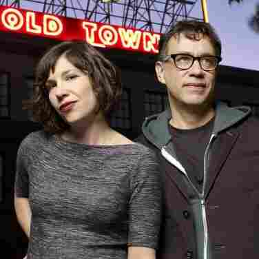 Carrie Brownstein and Fred Armisen, both veteran musicians, are the stars of the IFC comedy series Portlandia.