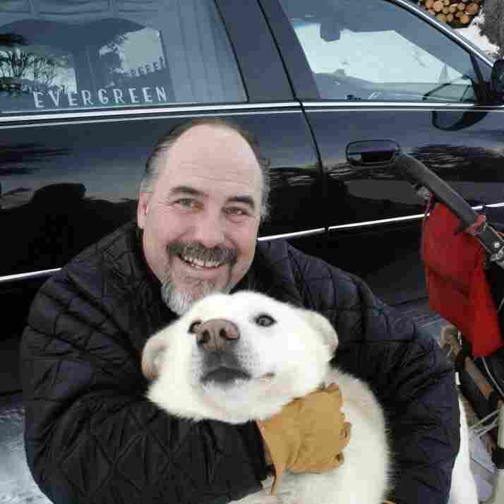 'Mushing Mortician' Breathes Life Into Fallen Iditarod Sled Dog