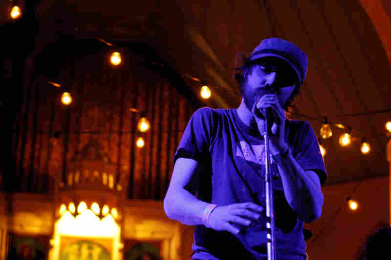 "Patrick Watson's performance at St. David's Episcopal Church on Thursday night brought All Songs Considered producer Robin Hilton to tears: ""It was magical. ... That's the world that I want my kid to inherit."