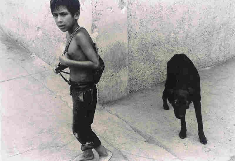 Nino obrero, Mexico (Child Labor, Mexico), 1986