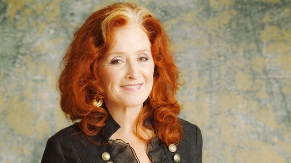 Bonnie Raitt's new album, Slipstream, comes out April 10. (Matt Mindlin)