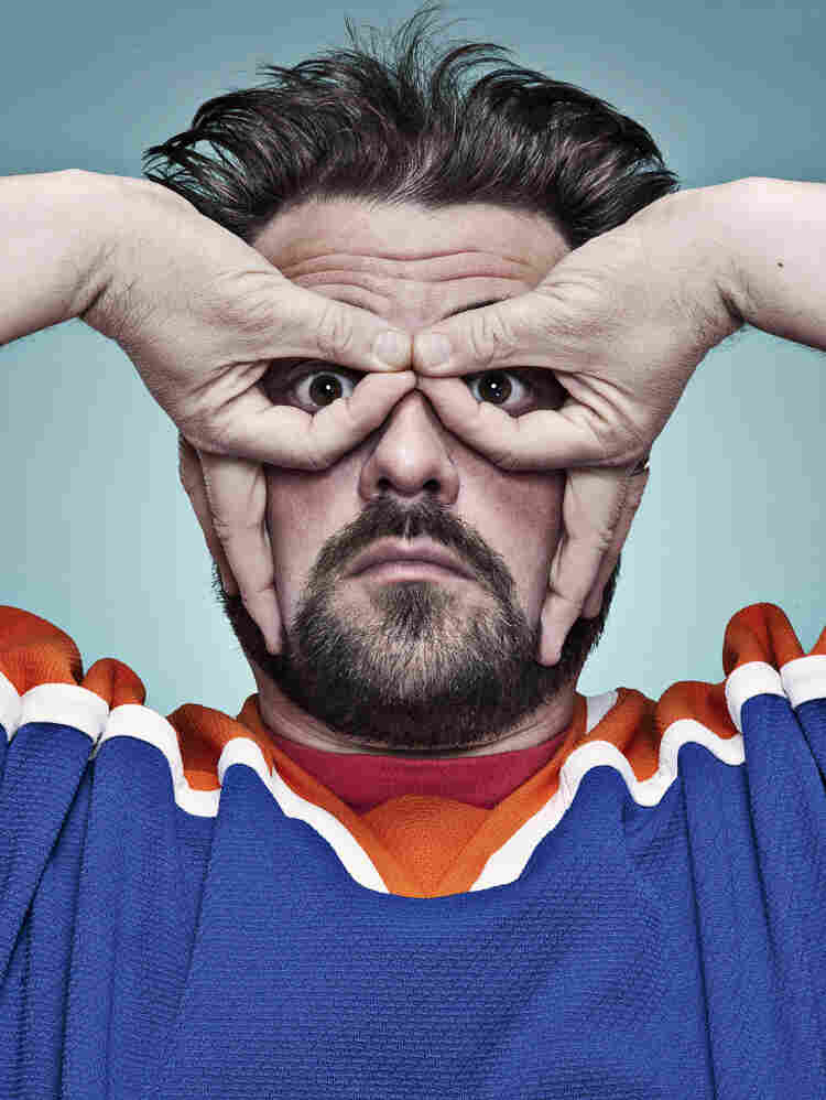 Kevin Smith is a director, actor and comic book writer. His films include Clerks, Mallrats, Chasing Amy and Dogma.