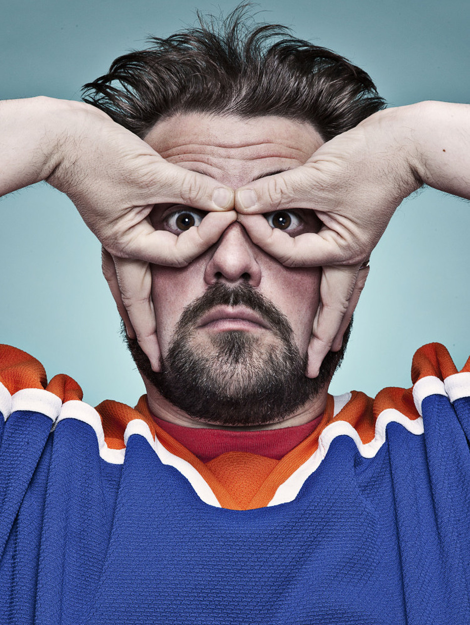 Kevin Smith is a director, actor and comic book writer. His films include <em>Clerks</em>, <em>Mallrats</em>, <em>Chasing Amy</em> and <em>Dogma</em>.