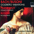 Claudius Tanski plays Bach-Busoni.
