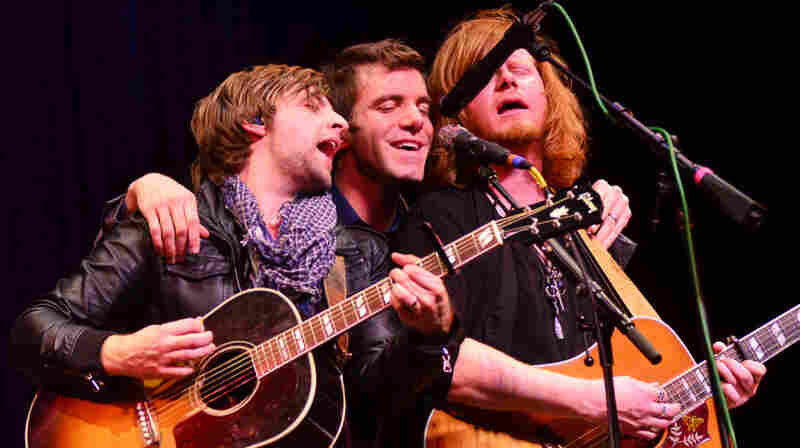 Stephen Kellogg And The Sixers On Mountain Stage