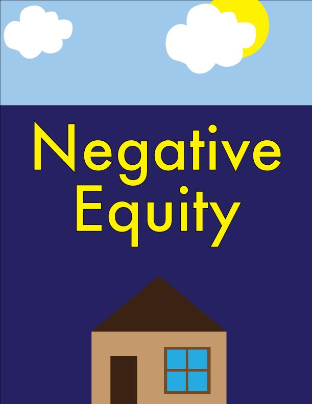 Minimalist Economics Posters: Negative Equity