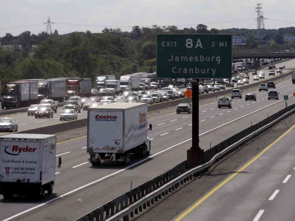 Who knew New Jersey's famous turnpike traverses the state with the nation's most accountable government?