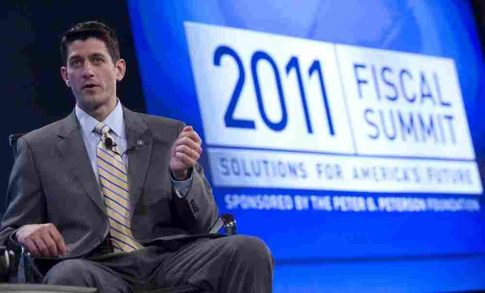 Rep. Paul Ryan of Wisconsin