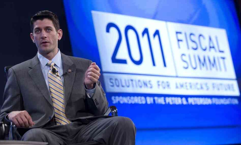 Rep. Paul Ryan of Wisconsin
