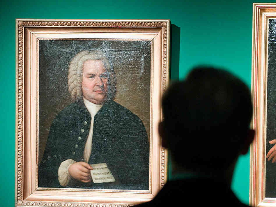 All this week, a look at Bach's Goldberg Variations from many points of view.