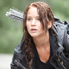 Child soldier: Hunger Games heroine Katniss Everdeen (Jennifer Lawrence) has one thing in common with real-life underage combatants in our world: an impoverished background that makes kids easy prey.