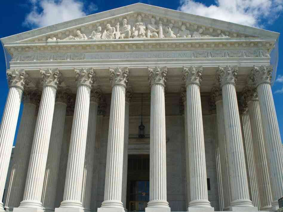 The U.S. Supreme Court heard oral arguments on Tuesday