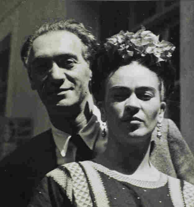 Nickolas Muray and Frida Kahlo, 1939