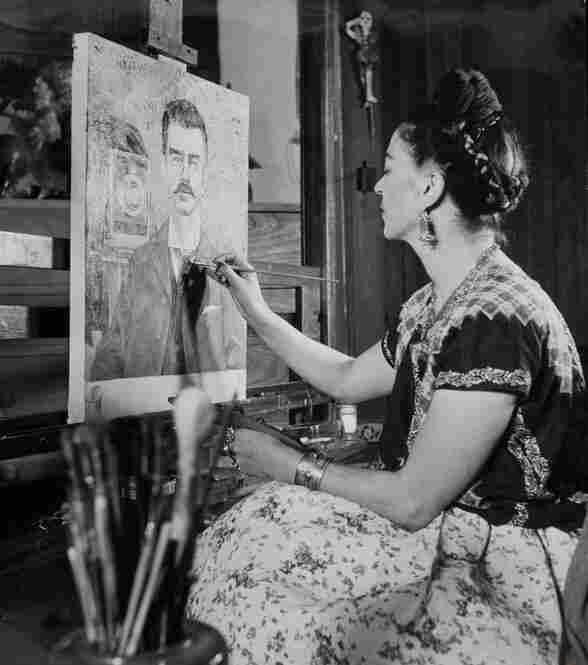 Frida Kahlo, circa 1944
