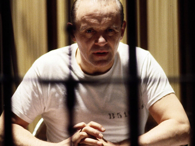In pianist Jeremy Denk's world, Silence of the Lambs serial killer Hannibal Lecter has a few Bachian traits.