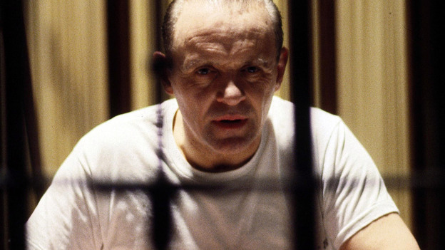 In pianist Jeremy Denk's world, Silence of the Lambs serial killer Hannibal Lecter has a few Bachian traits. (Orion)
