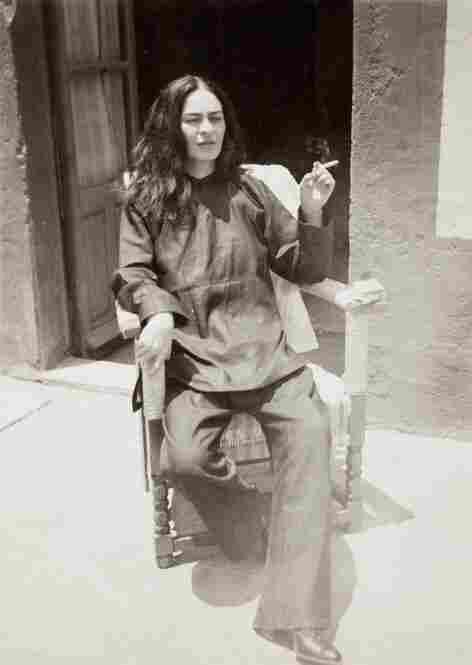 Frida Kahlo after an operation, 1946