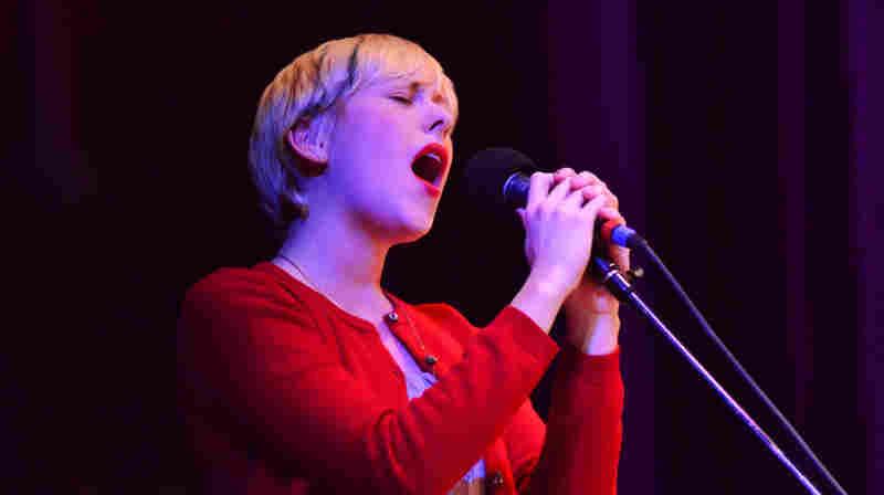 Katie Costello On Mountain Stage