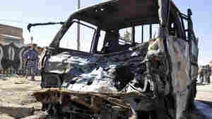 Dozens Killed By More Bombings In Iraq; 'Deadliest Day' In A Month
