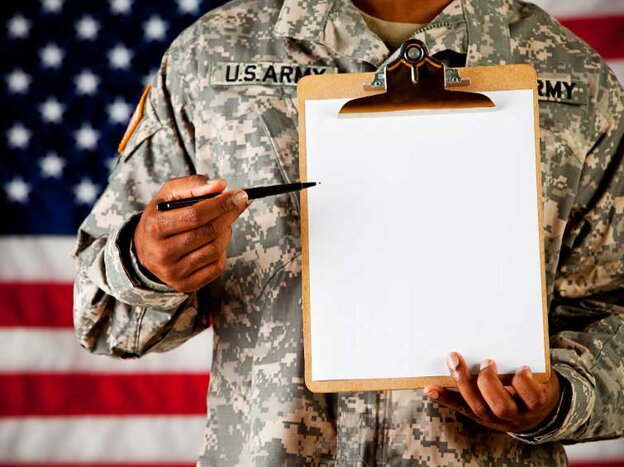 In our second hour, at look at how soldiers' mental health is evaluated before deployment.