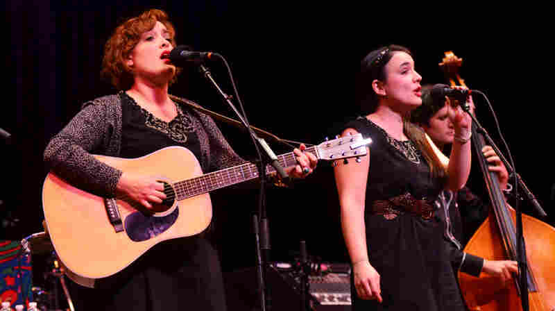 The Sweetback Sisters On Mountain Stage
