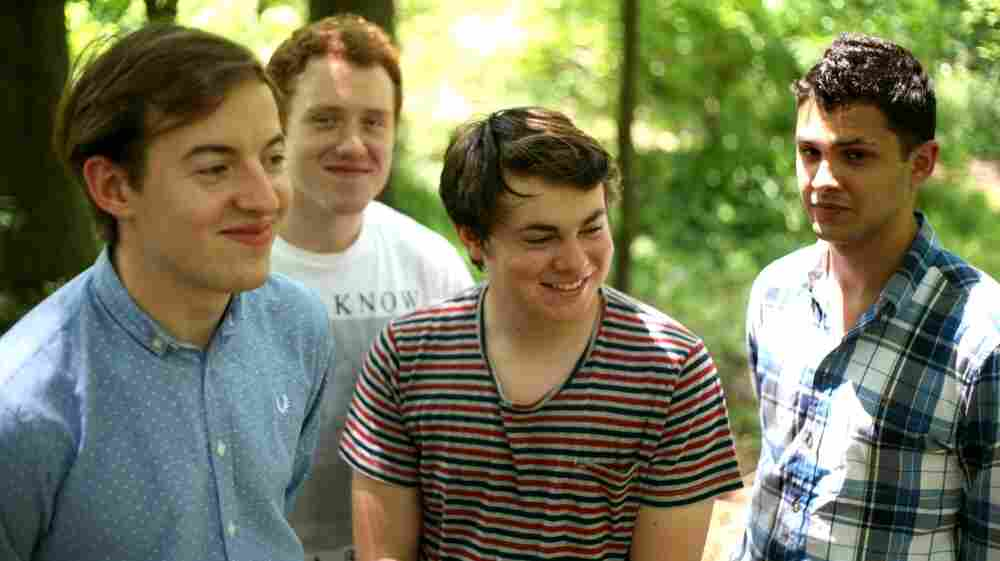 Bombay Bicycle Club's latest album is A Different Kind of Fix.