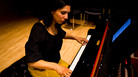 Lara Downes plays contemporary takes on Bach's iconic Goldberg Variations in NPR's studio 4A.