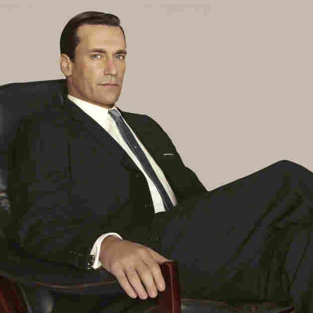 'Mad Men' Returns, Cocky And Confident As Ever
