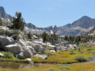 If hiking in the High Sierra gives you a headache, ibuprofen could help.