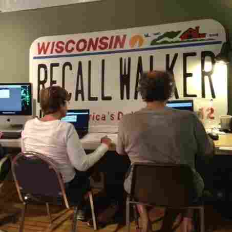 In Winner-Take-All Wisconsin, Primary Is Sideshow To Recall Election