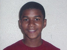 Trayvon Martin was shot while walking home from a store in a gated neighborhood outside Orlando.