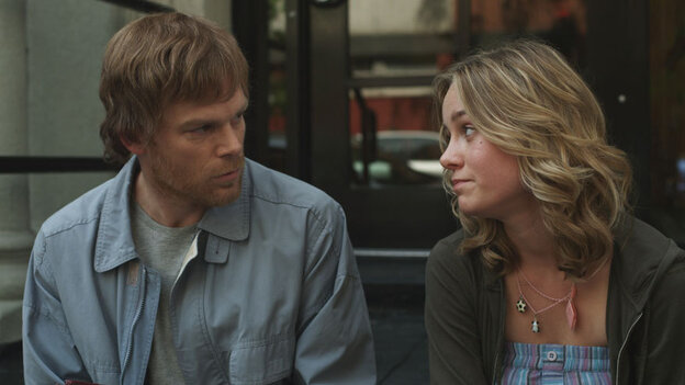 Jobless and wayward, 35-year-old Morris Bliss (Michael C. Hall) initiates a relationship with whimsical a