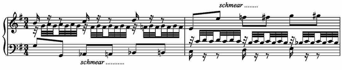 Goldberg Variations: Variation 28