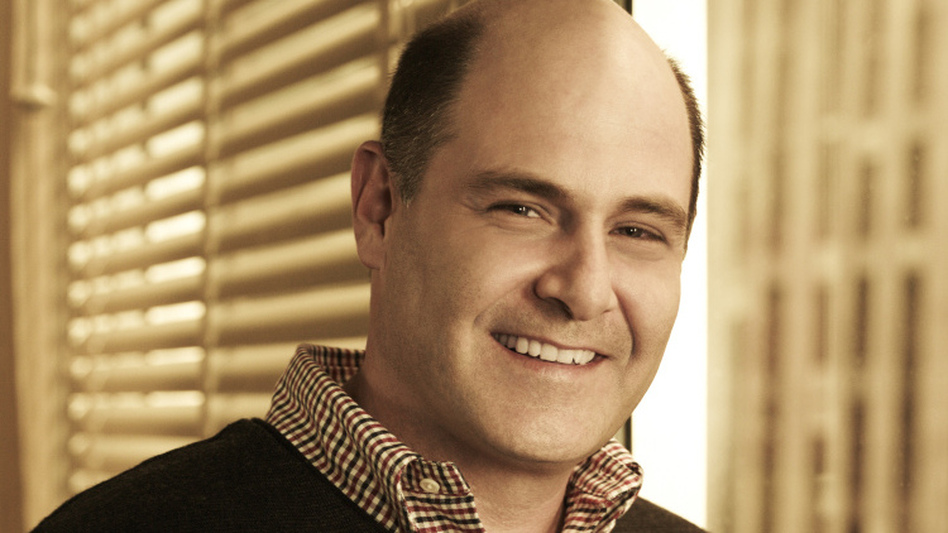 Matthew Weiner has received nine Emmy Awards for his work on Mad Men and The Sopranos.  (AMC)