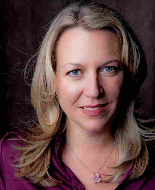 """Cheryl Strayed writes the column """"Dear Sugar"""" on TheRumpus.net and is the author of the novel Torch."""