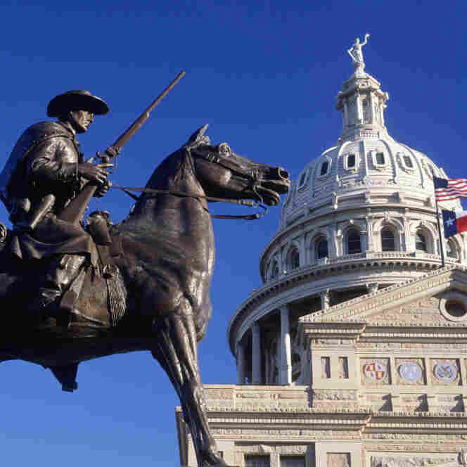 Lone Star State Of Mind: Could Texas Go It Alone?