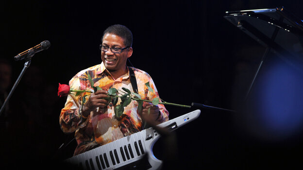 Herbie Hancock plays Kiev, Ukraine in 2010.