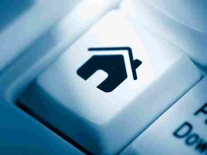 Broadband Internet access at home.