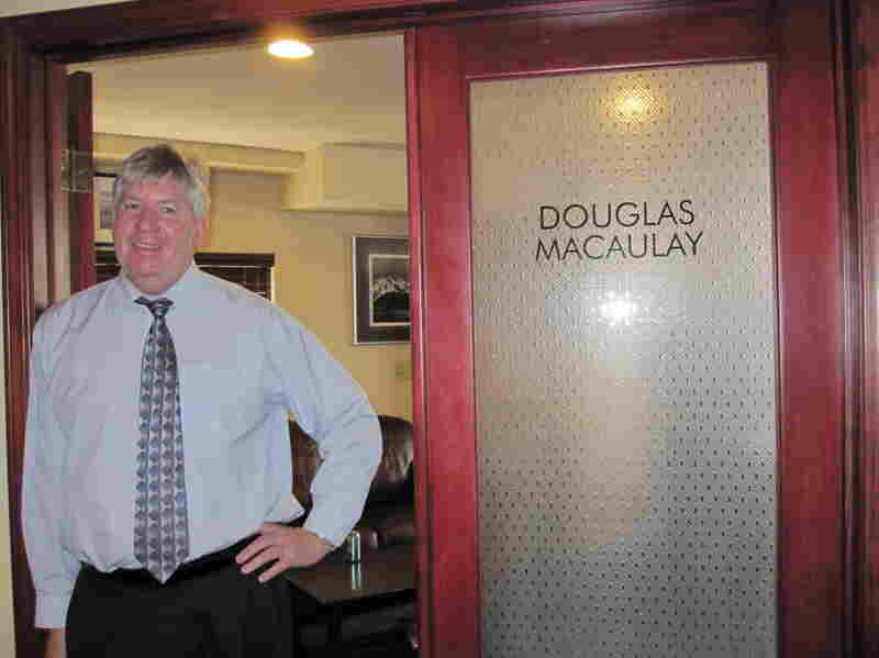 Republican Doug Macaulay, who has been selling health insurance in the small town of Oakhurst, Calif., for nearly three decades, says he has heard everyone's opinion of the Affordable Care Act.