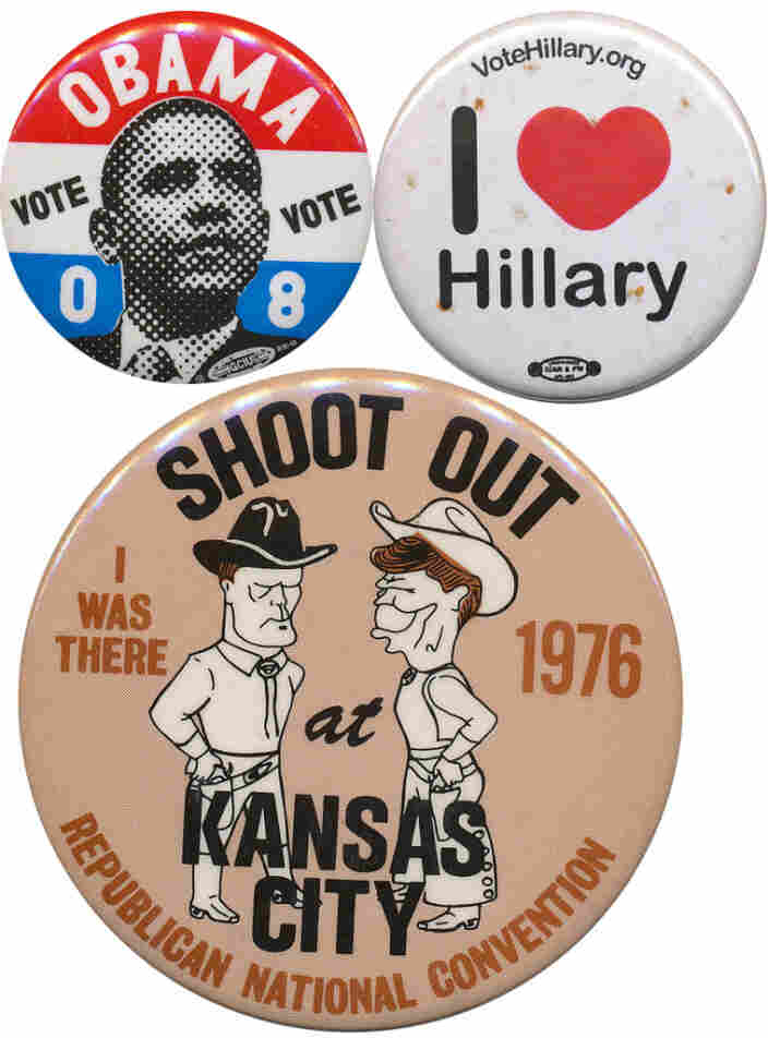 Sometimes a long drawn out primary battle helps a party, as it did with the Democrats in 2008. Or not, as with the Ford-Reagan GOP fight in 1976.